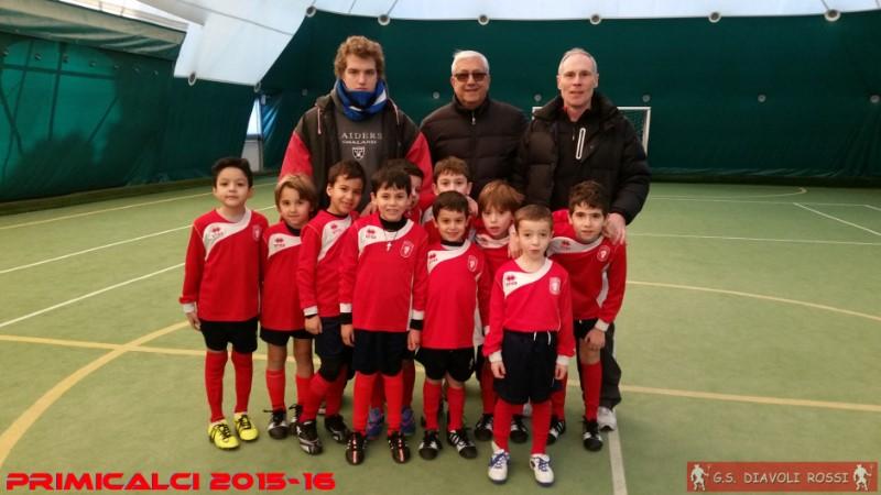2015 Scuola calcio