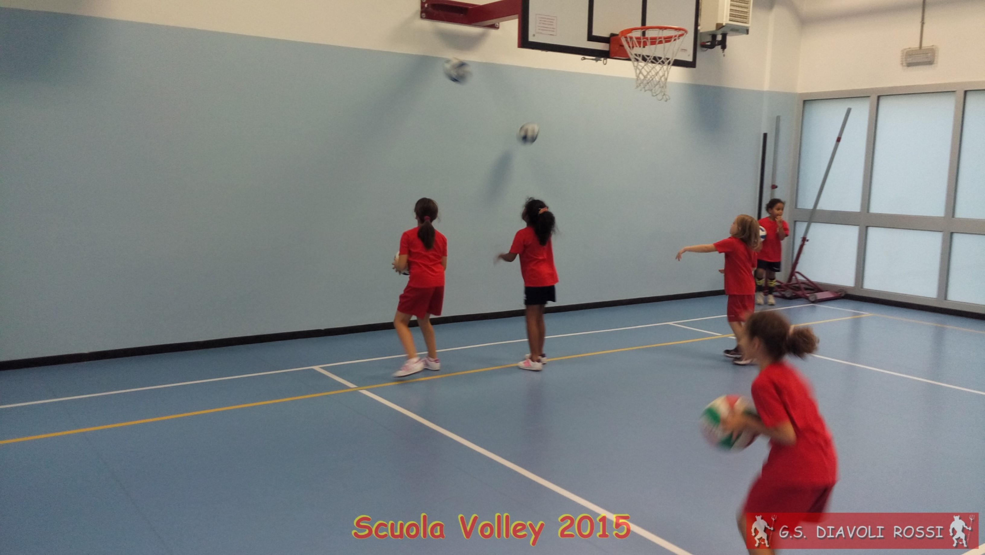 Scuola Volley-all 1