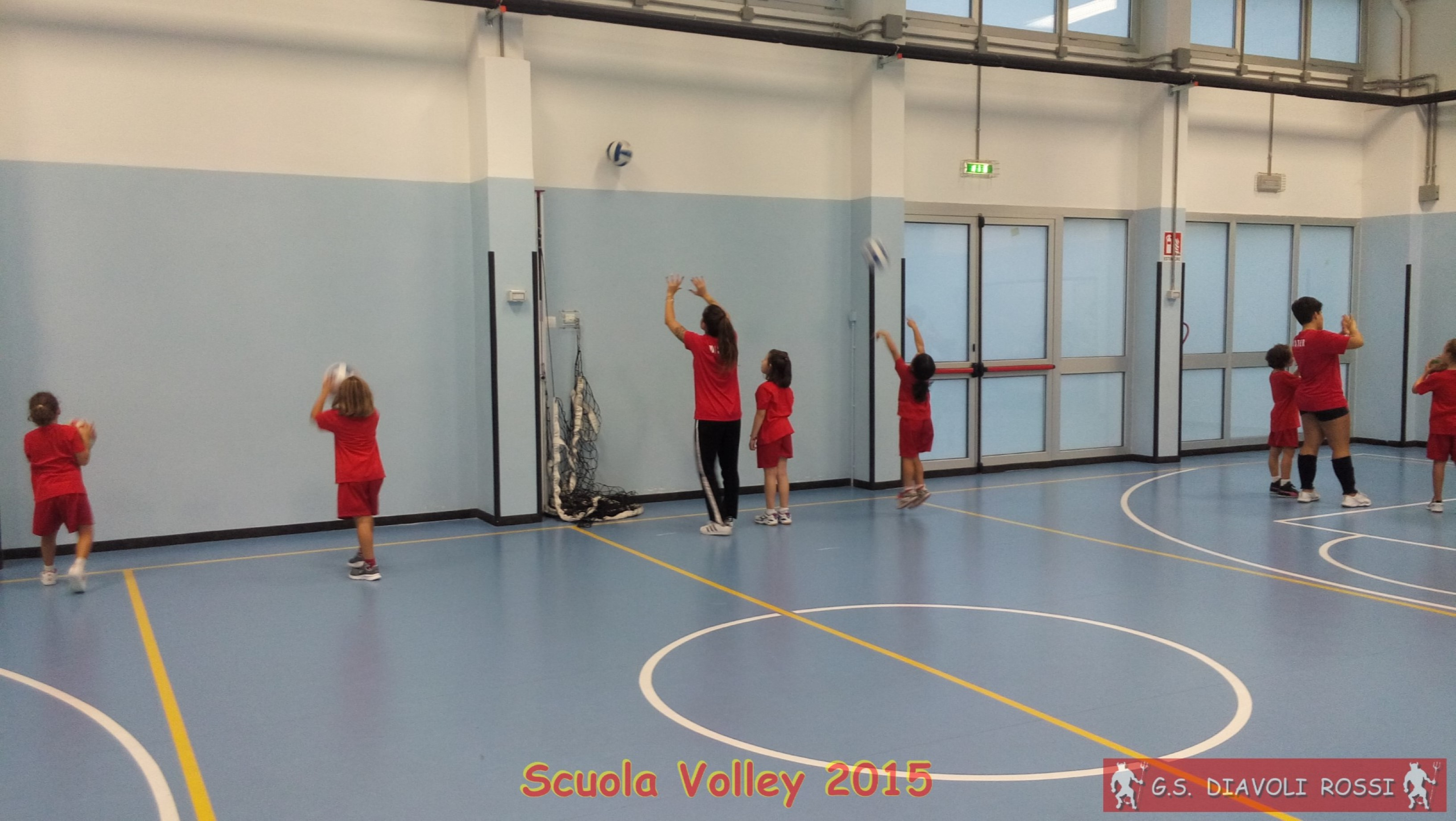 Scuola Volley-all 2